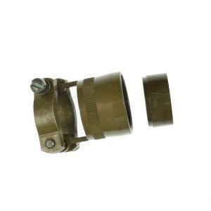 05-0186-143 Saddle Clamp Size 14 for Crimp connectors MIL-DTL-26482 Series 1