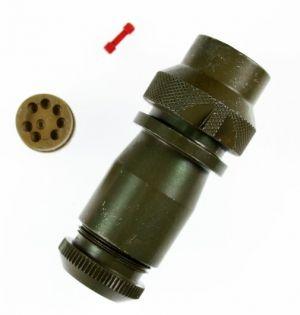 05-0415-12-8 EMI/RFI Adapter 360 Degree