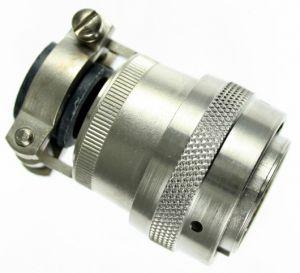 PT06E20-16P424 TEC Straight plug with acessory thread