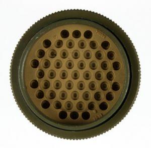 05-0114-22-55 MIL-DTL-26482 Series 1 Environmental Back Nut