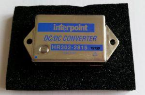 HR302-2815 Interpoint DC/DC 30w Voltage Converter