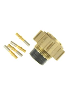 508/1/31042/100 AB Connectors 4-Way Plug