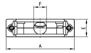 165X10929X D-Sub Two-part plastic hood metallized
