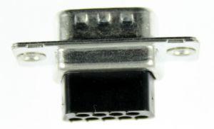 163X10029X Conec D-Sub 15 Way Crimp