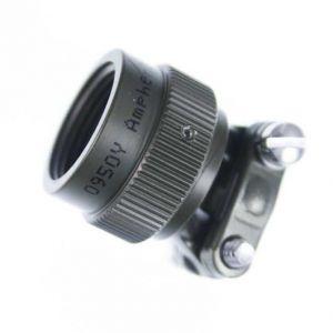 M85049/52S10W APCD MIL-DTL-26482 Series II Saddle Clamp Size-10