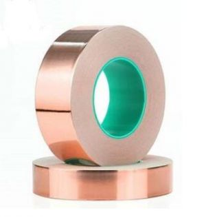 ARW-CAT-0.08-12.7MM  16mtr roll Copper adhesive tape