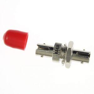 504021-1 TE Connectivity Fibre Optic ST coupler