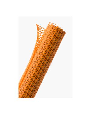 F6N0.13OR Semi-rigid Wrappable Braid PET 1/8 Inch (3.2mm)