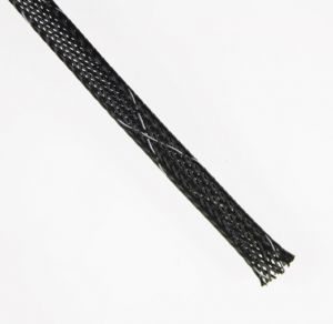 FRTW0750BK 3/4 Expandable braid Flame retardant BMS13-52-5-075-0