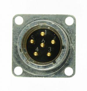 CA110821-6 ITT Cannon Connector