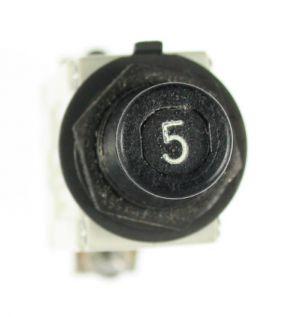 7274-11-5 Klixon MS22073-5 Circuit Breaker 5-Amp