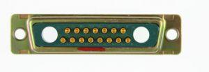 DBM17W2P D-Sub Plug 17W2P