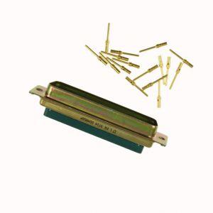 DDMA50P D-Sub 50-Way Crimp Plug