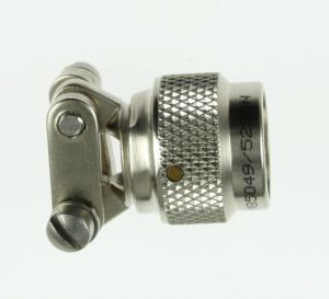 M85049/52S24W GLENAIR MIL-DTL-26482 Series-2 Self-Locking Saddle Clamp