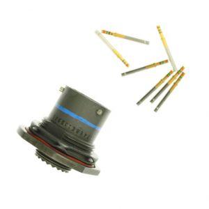 MS27468E13B98S Bendix MIL-DTL-38999 Series I Jam nut receptacle 10-Way
