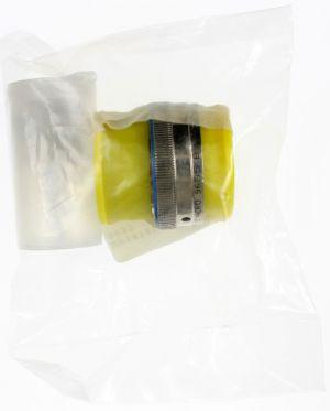 MS3476W22-21SW Aero/Conesys 21-Way Plug with Clamp