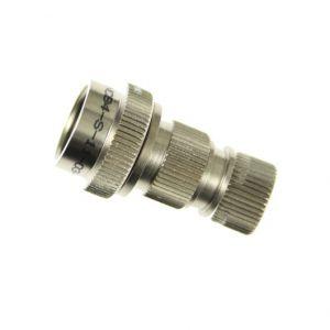 NCB4-S-11-03-ST/09 MIL-DTL-38999 Series III EMI/RFI braid trap with heat shrink boot groove adapter