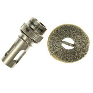 SW4-09B-3TC EMI/RFI Knitt mesh adapter
