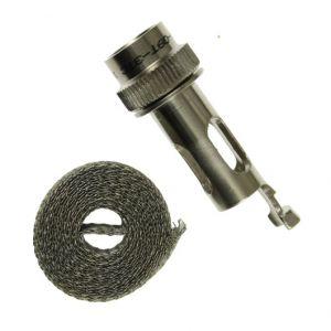 SW4-09T-3TC EMI/RFI Knitt mesh adapter