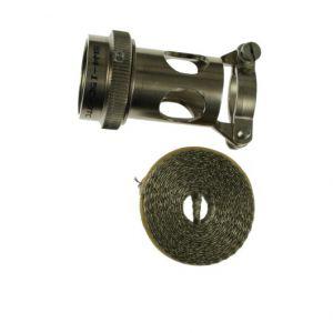SW4-15C-3TC MIL-DTL-38999 Series III Screen Trap Adapter
