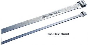 SCPSE-02F Bandit Type 304 Stainless Steel Band M85049/128-1