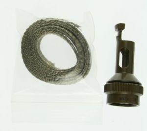 WNC4-13T-2TC-09 Straight screen wrap adapter